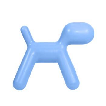 Banco Eero Aarnio Puppy - Azul