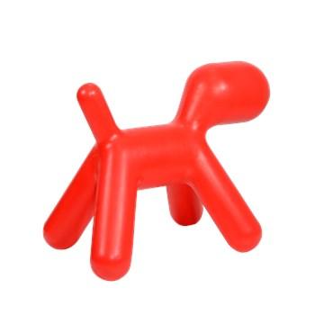 Banco Eero Aarnio Puppy - Vermelho
