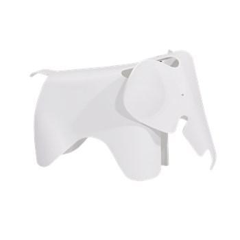 Banco Elefante Eames - Branco