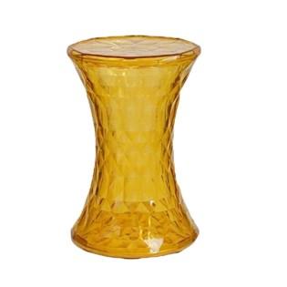 Banqueta Stone - Cor Amarela