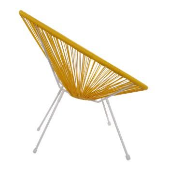Cadeira Acapulco - Cor Amarela