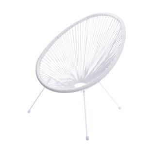 Cadeira Acapulco - Cor Branca