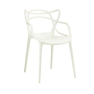 Cadeira Allegra - Cor Branca Off White