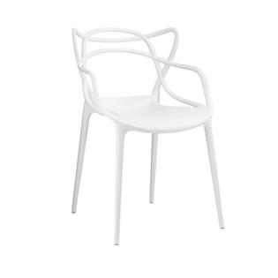 Cadeira Allegra em Polipropileno - Cor Branca