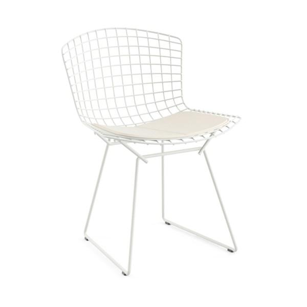 Cadeira Bertoia - Cor Branca
