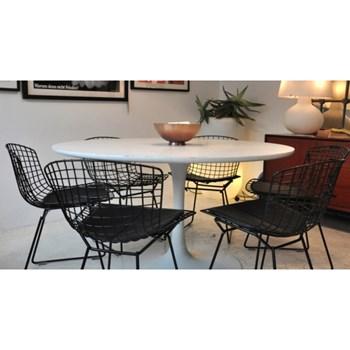 Cadeira Bertoia - Cor Preta