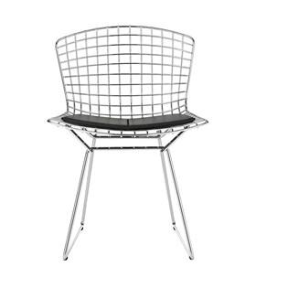 Cadeira Bertoia - Cromada