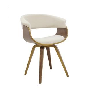 Cadeira Betina - Cor Bege