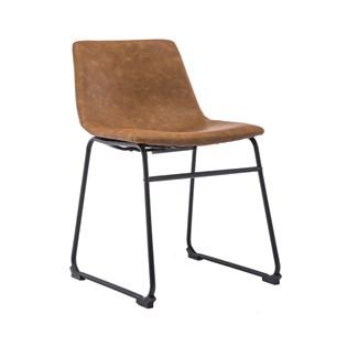 Cadeira Bruna - Cor Marrom