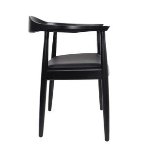 Cadeira Carolina - Cor Preta