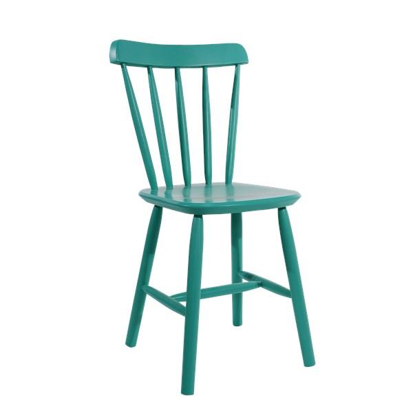 Cadeira Cissa - Cor Verde Tiffany