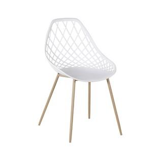 Cadeira Cloe - Cor Branca
