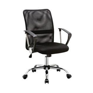 Cadeira De Escritório Diretor CE-500 em Tela Mesh - Importada