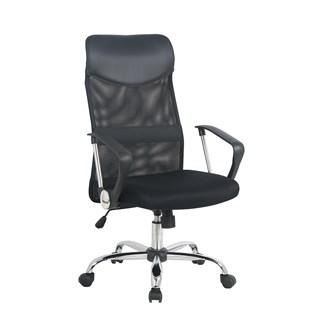 Cadeira De Escritório Presidente CE-510 em Tela Mesh - Importada