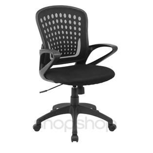 Cadeira De Escritório Presidente CE-550 em Tela Mesh - Importada