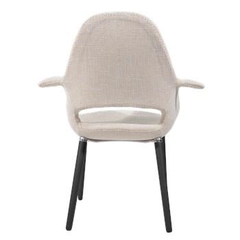 Cadeira Eames Organic - Branca