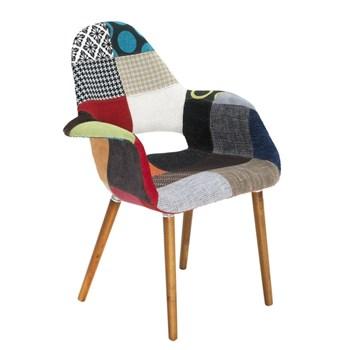 Cadeira Eames Organic - Patchwork