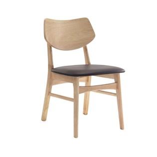 Cadeira Edna em Madeira Natural