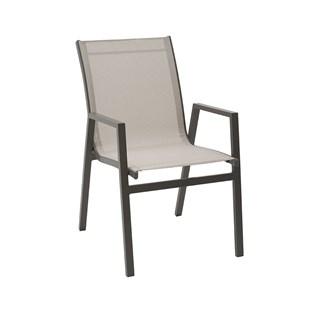 Cadeira Externa Guarujá - Cor Bege