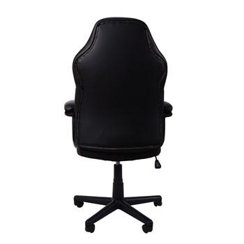 Cadeira Gamer One - Cor Preta E Amarela