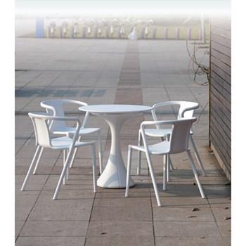 Cadeira Gisele - Cor Branca