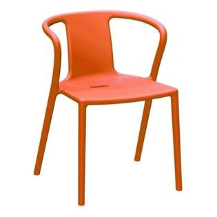 Cadeira Gisele - Cor Laranja