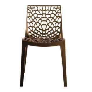 Cadeira Gruvyer - Cor Marrom