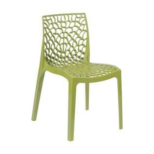 Cadeira Gruvyer - Cor Verde