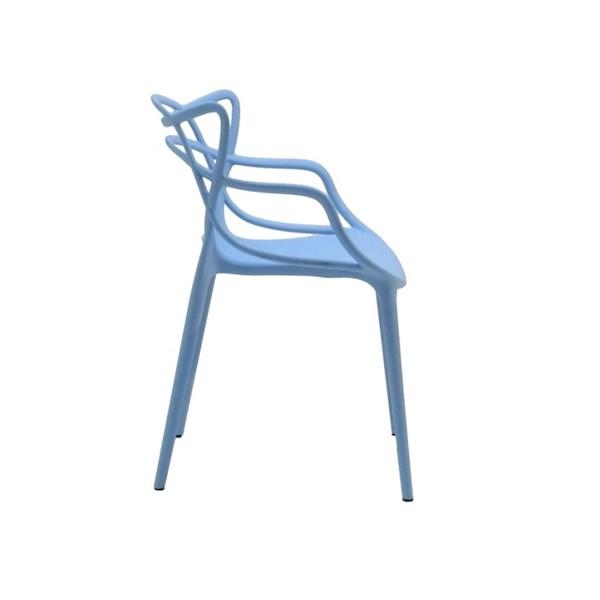 Cadeira Infantil Allegra Kids - Cor Azul