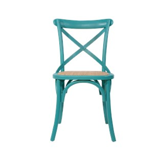 Cadeira Katrina - Cor Turquesa