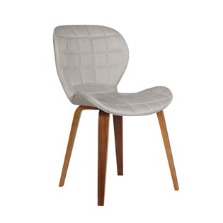 Cadeira Lucia Linho Bege