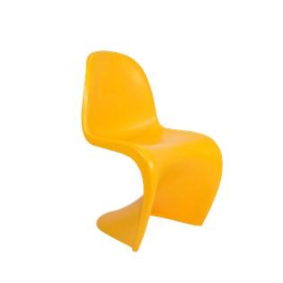Cadeira Panton Cor Amarela