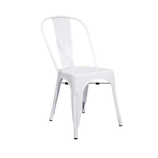 Cadeira Tolix - Cor Branca