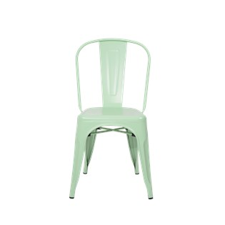 Cadeira Tolix - Cor Verde Pistache
