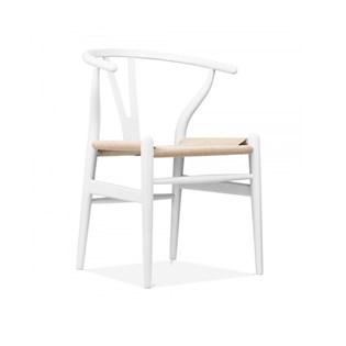 Cadeira Wishbone - Cor Branca