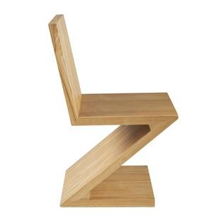 Cadeira ZigZag - Cor Natural