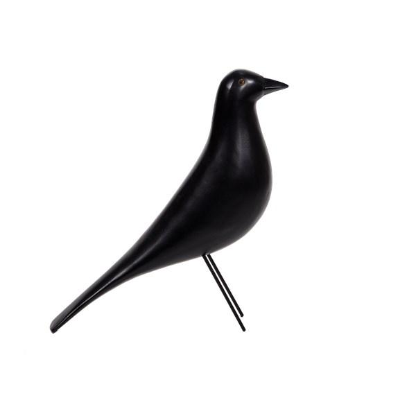 Eames House Bird - Cor Preta