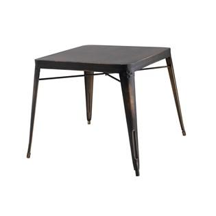Mesa Tolix - Cor Oxidada - 80cm