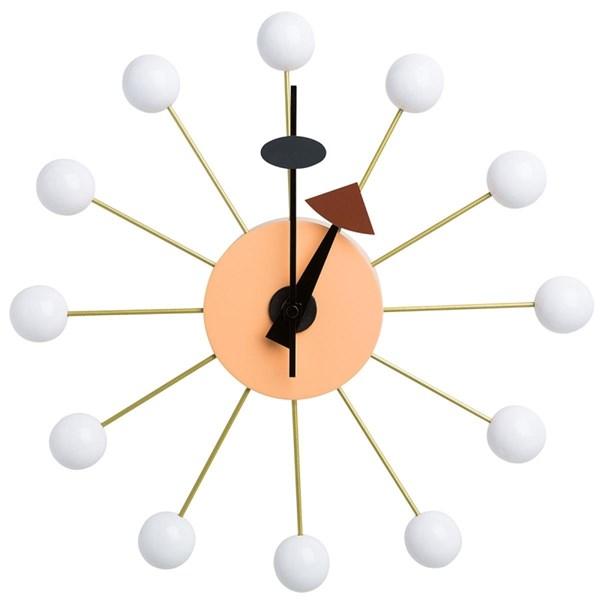 Relógio George Nelson Ball - Cor Branca